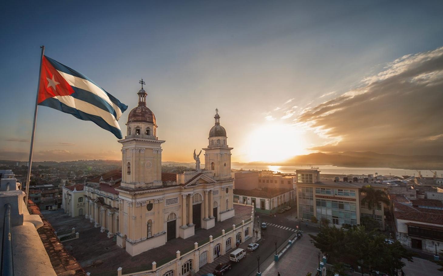 Image result for cuban catholic church
