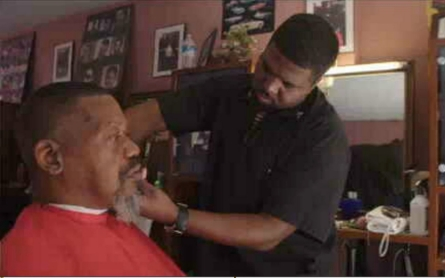 Philly's black barbershops shape up voters in 2016