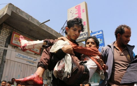 Thumbnail image for All sides in Yemen may be guilty of war crimes, says rights group