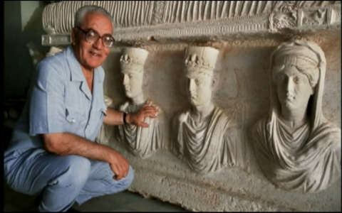 Thumbnail image for ISIL beheads Palmyra archeologist who refused to reveal hidden artifacts