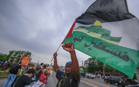 Thumbnail image for African-American rights activists endorse boycott of Israel