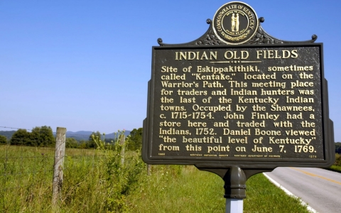 Thumbnail image for Kentucky locals worry about paving over site of historic Indian village
