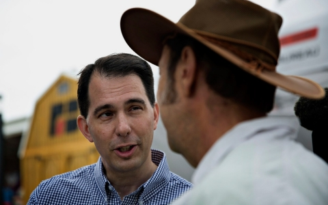 Thumbnail image for Scott Walker's immigration policies cause fear in Wisconsin's dairyland