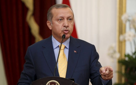 Thumbnail image for Turkey's Erdogan gambles on new election bid