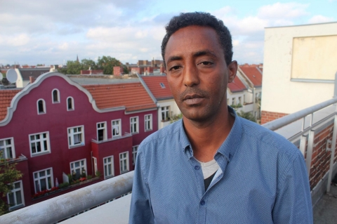 Somali Migrant, Germany Farah Said Amad