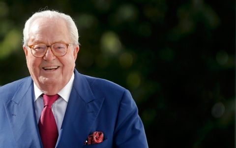 Thumbnail image for France's National Front expels founder Jean-Marie Le Pen
