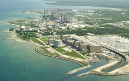 Nuclear waste site bid makes waves on Lake Huron