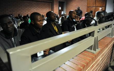 South Africa officers found guilty of Mozambican man's murder