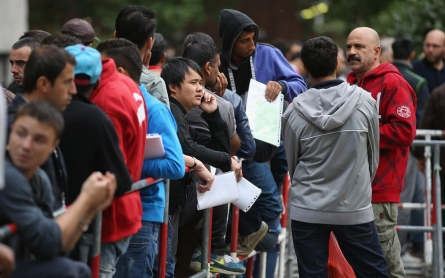 Refugees struggle to assimilate in Germany