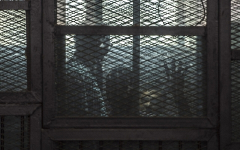 Thumbnail image for Al Jazeera journalists sentenced to three years in jail by Egyptian court