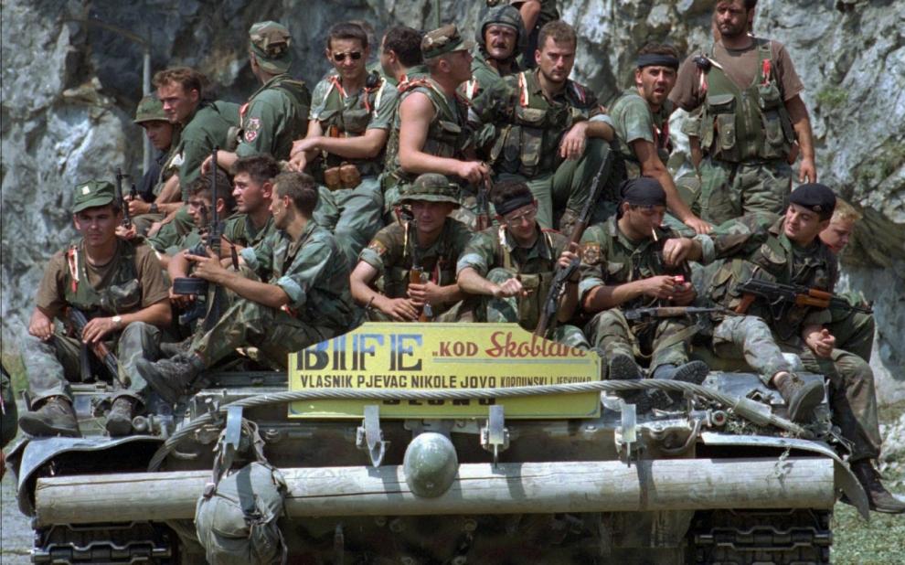 Croatia Marks 1995 Victory, Alienating Serbs | Al Jazeera America