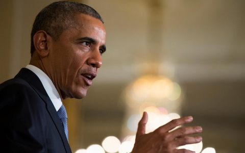 Thumbnail image for Obama: Congress must choose between diplomacy or war with Iran