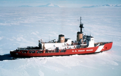 Thumbnail image for Obama wants new $1 billion Arctic icebreaker by 2020