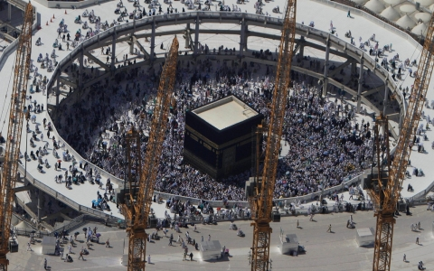 Thumbnail image for Scores dead after crane collapse at Mecca's Grand Mosque