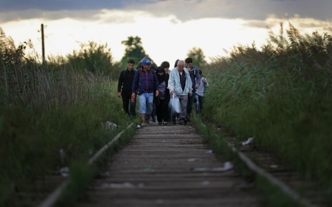 Thumbnail image for Refugee crisis may force EU to rethink, update open-borders policy