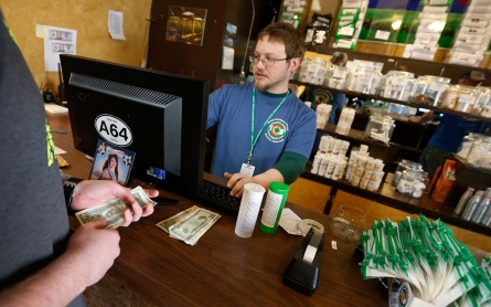 Colorado weed tax goes up in smoke