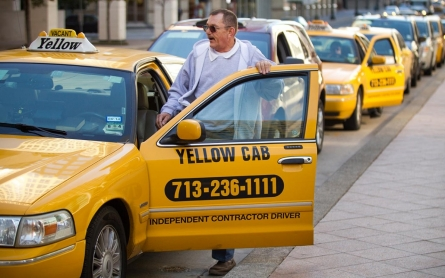 The taxi wars: Uber is 'destroying the taxi industry'