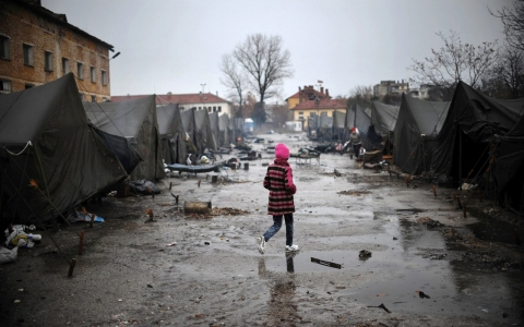 Thumbnail image for In Bulgaria, refugee struggle underlines elusive European dream