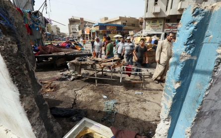 ISIL strikes Baghdad with dual suicide bombings