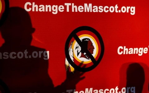 Thumbnail image for California bill to ban 'Redskins' in public schools on governor's desk
