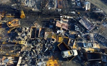 Death toll climbs in N. California wildfires