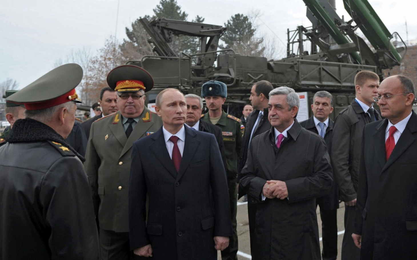 Thumbnail Image For Russia Expands Military Footprint Abroad With New Syria Base