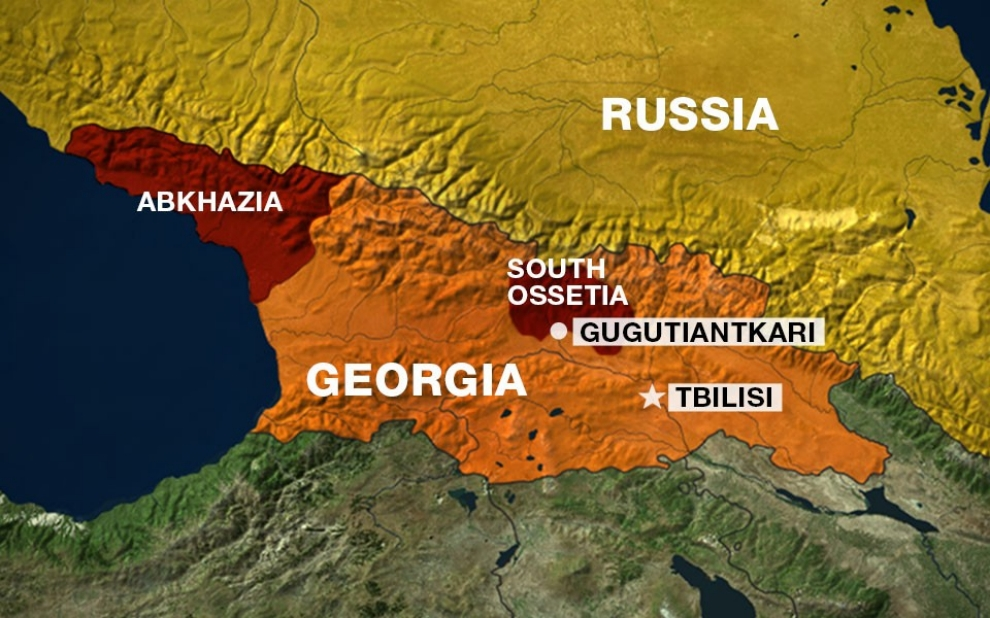 Russia Expands Military Footprint With New Base Al Jazeera America - Map of us bases around russia