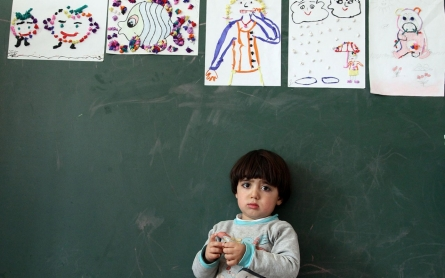40 percent school dropout rate in Mideast conflict areas