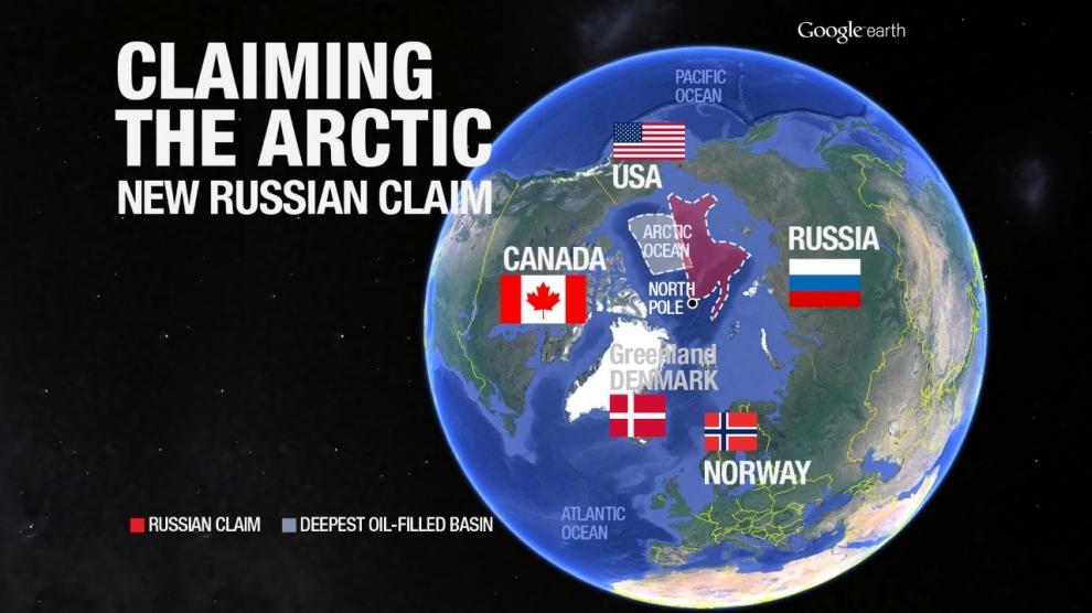 US access to Arctics trillions unsure  Al Jazeera America