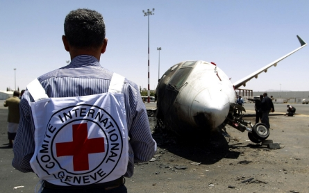 Gunman kills Red Cross workers in Yemen