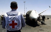 Red Cross workers ambushed in Yemen
