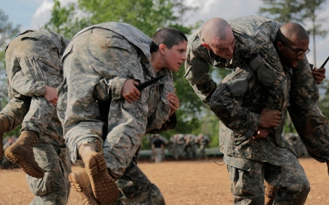 Thumbnail image for US Army to open elite Ranger School to all genders