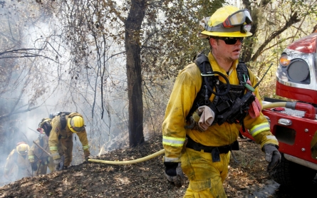 Body found in ashes of new N. California wildfire