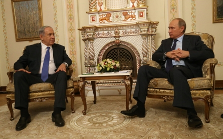 Netanyahu, Putin meet amid Russia's growing engagement in Syria