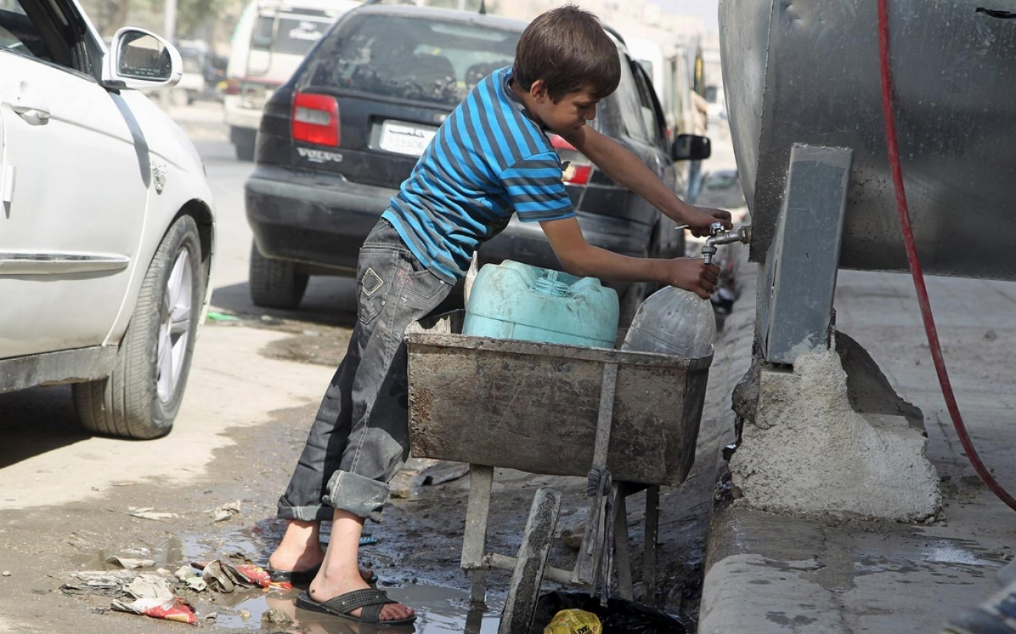 Headlineimage Adapt High Syria Daily Life Water Troubleshoot Opera Browser