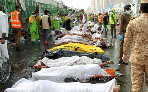 Thumbnail image for Saudi Arabia under growing pressure over deadliest Hajj in 25 years