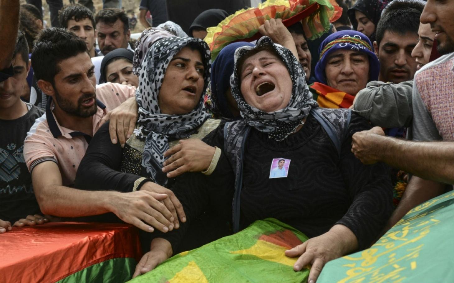 Who killed the Turks 15