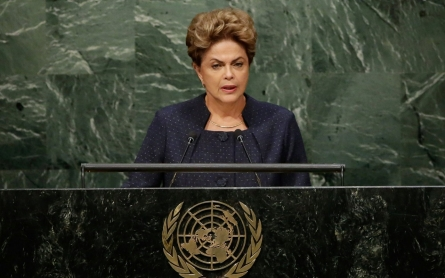 Brazil pledges to slash emissions by 43 percent