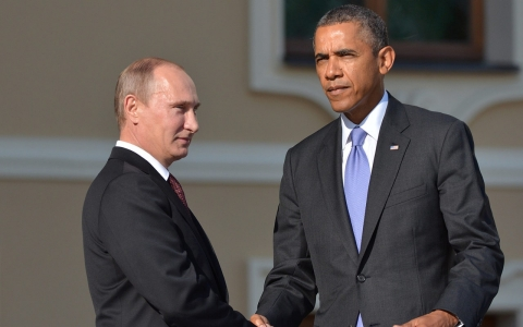 Thumbnail image for Ahead of Putin-Obama meeting, Russia presses military efforts in Syria
