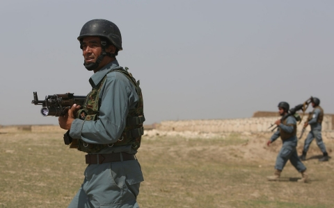 Thumbnail image for Taliban seize Kunduz in major blow to Afghan security forces