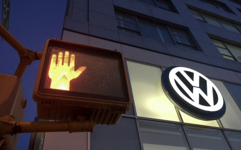 Thumbnail image for Volkswagen faces legal trouble over emissions scandal