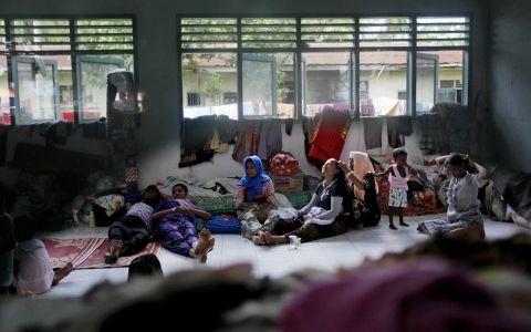 Thumbnail image for Alleged rapes prompt Rohingya mass walkout of Indonesia camp
