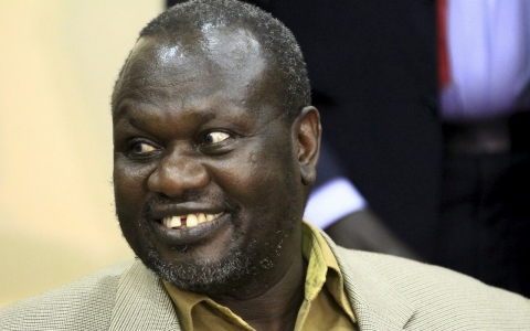 Thumbnail image for South Sudan opposition leader welcomes hybrid war crimes court