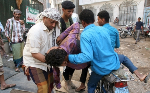 Thumbnail image for Yemen civilian death toll surpasses 2,300