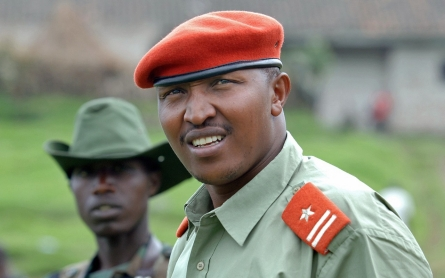 Congo rebel leader denies criminal charges, says he was a 'revolutionary'