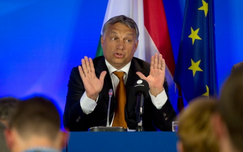 Thumbnail image for Amid refugee crisis, Hungary prime minister says Muslims not welcome