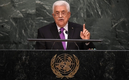 Abbas says Palestinians no longer bound by Oslo Accord
