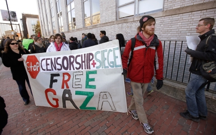 Report: Anti-Semitism charges used to curb pro-Palestinian campus speech