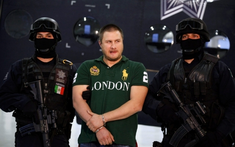 Thumbnail image for Mexico extradites alleged cartel members to US