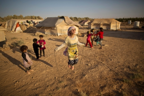 Thumbnail image for UN agency forced to cut food aid to 229,000 Syrian refugees